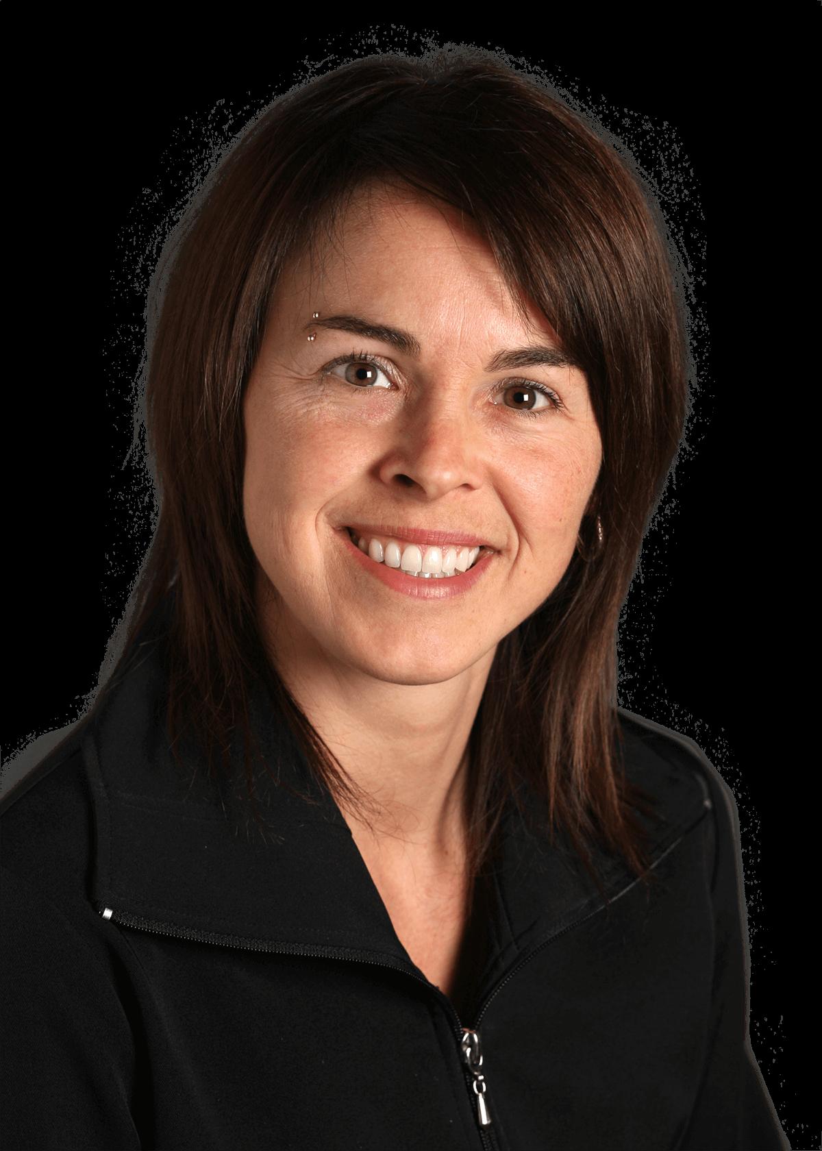 Christine Nadeau - Assistante dentaire - Équipe Dr Claude Gariépy orthodontiste ville de Québec
