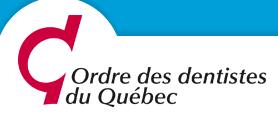 Ordre des dentiste du Québec
